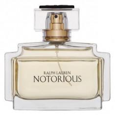 Ralph Lauren Notorious eau de Parfum pentru femei 50 ml - Parfum femeie Ralph Lauren, Apa de parfum