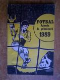 F.R.F. Agenda Fotbal 1989