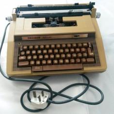 MAŞINĂ de SCRIS ELECTRICĂ - SMITH-CORONA Automatic (Made in Singapore) - Masina de scris
