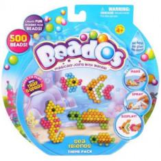 Set Creativ Beados S4 - Prieteni Marini - Jocuri arta si creatie Moose