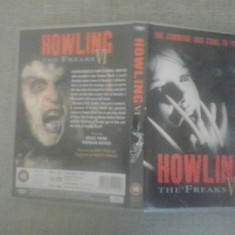 Howling the Freaks VI (1991) - DVD - Film thriller, Engleza
