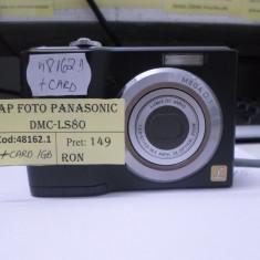 APARAT FOTO PANASONIC DMC-LS (LCT) - Aparat Foto compact Panasonic