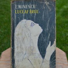 Carte - Luceafarul - Mihai Eminescu (Poezii, Ed. Pentru Literatura 1961) #265, Alta editura