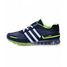 Adidasi Adidas Springblade Barbati negru verde - Adidasi barbati, Marime: 50, Culoare: Din imagine, Piele sintetica