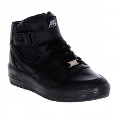 Ghete Nike Dama Air Force 1 negru - Ghete dama Nike, Culoare: Din imagine, Marime: 36, 37, 38, 39, 40, 41, Piele sintetica