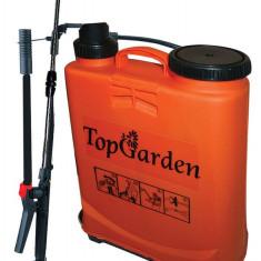 380314-Pompa manuala tip vermorel pentru stropit culturi si pomi, 16L Top Garden - Pompa pentru stropit