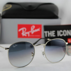 RAY BAN 3447 Round Metal 003/32, 100 % ORIGINALI !!! POZE REALE - Ochelari de soare Ray Ban, Unisex