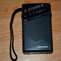 Radio porabil Grundig Boy - Aparat radio