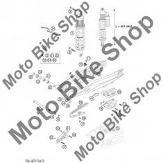 MBS Capac bascula KTM 525 SX RACING 2005 #41, Cod Produs: 58404041100KT - Brat - Bascula Moto