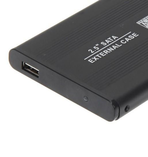 Rack usb-s-ata 2.5 pt hdd laptop + husa Cutie hard sata