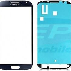 Geam Samsung Galaxy S4 i9500 / i9505 BLACK MIST + adeziv special original