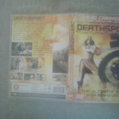 Deathsport (1978) - DVD - Film actiune, Engleza