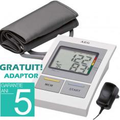 Tensiometru AEG Electrolux BMG5612, 5 Ani Garantie! GRATUIT Adaptor priza! - Aparat monitorizare