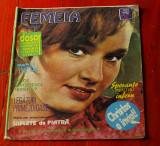 Revista Femeia - mai 1994 / 32 pagini !!!