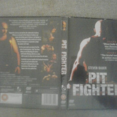 Pit Fighter (2005) - DVD - Film actiune, Engleza