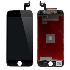 Display iPhone 6s Cu Touchscreen Si Geam Negru - Display LCD