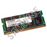 Memorie 2GB ELPIDA DDR2 800MHz SODIMM, Garantie 2 ANI !