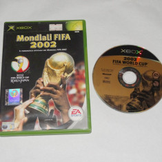 Joc Xbox Classic - Fifa World Cup 2002 - Jocuri Xbox Altele, Sporturi, 3+, Single player