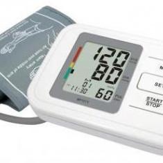 Tensiometru de brat Well Trusty, Complet automat, Detectare aritmii, 60 Memorii - Aparat monitorizare