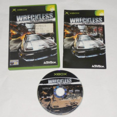 Joc Xbox Classic - Wreckeless The Yakuza Missions - Jocuri Xbox, Actiune, 12+, Single player