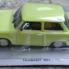 Macheta DeAgostini - Trabant 601 - Masini de Legenda Polonia - Macheta auto, 1:43