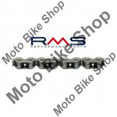 MBS Lant distributie KMC 2023LN Honda SH PCX 125/150 92RH2005/ 92, inchis, Cod Produs: 163712050RM - Lant distributie Moto