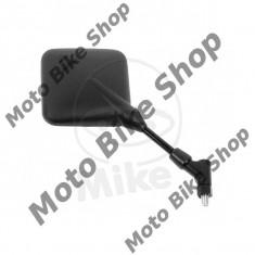 MBS Oglinda neagra M10 SX/DX Suzuki DR 350 S, Cod Produs: 7130096MA - Oglinzi Moto