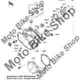 MBS Garnitura capac pompa apa 1986 Kawasaki KX80 (KX80-G1) #11009A, Cod Produs: 110091972KA