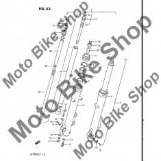 MBS Bucsa telescop fata 1985 Suzuki GV700GL #9, Cod Produs: 5116707A00SU - Amortizor Fata Moto