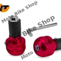 MBS Capeti ghidon rosii, Cod Produs: T300018 - Capat ghidon Moto
