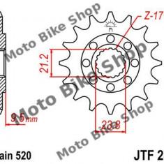 MBS Pinion fata Z13 520 Honda CR250R-500R/CRF450/TRX450, Cod Produs: 7260631MA - Pinioane transmisie Moto