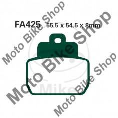 MBS Placute frana sinter Piaggio X8 250 ie M36400 ZAPM36400-00001001 - 2008 EBC SFA425HH, Cod Produs: 7323488MA