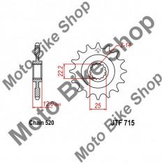 MBS Pinion fata 520 Z12, Cod Produs: JTF71512 - Pinioane transmisie Moto