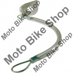 MBS Cablu de siguranta pedala frana, universal, Cod Produs: MOTO1390PE - Cablu Frana Fata Moto