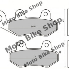 MBS Placute frana fata Kymco Agility/Filly 50/125/150, Cod Produs: 58351OL - Piese electronice Moto