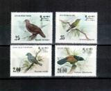 SRI LANKA 1983 – PASARI, serie MNH, D15