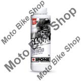 MBS Ulei moto 4T Ipone R4000 RS 10W30 Sintetic Plus ESTER - JASO MA2 - API SM, 60L, Cod Produs: 800026IP