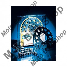 MBS Kit lant Afam pentru YAMAHA XT350, Cod Produs: 1235500AU - Kit lant transmisie Moto
