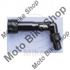 MBS Pipa bujie NGK XD05F, 102 grade, pentru bujii filet 10/12, Cod Produs: 7085137MA - Pipe bujii Moto