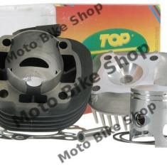 MBS Set motor + chiuloasa Aprilia/Minarelli/Yamaha AC orizontal D.47 TOP, Cod Produs: 9909610 - Motor complet Moto