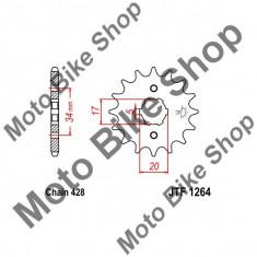 MBS Pinion fata 428 Z15, Cod Produs: JTF126415 - Pinioane transmisie Moto