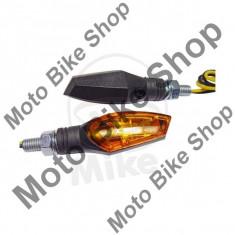 MBS Set semnalizari mini Beam JMP, 12V6W, 59 x 21 x 21 mm, M8, Cod Produs: 7053291MA - Semnalizare Moto