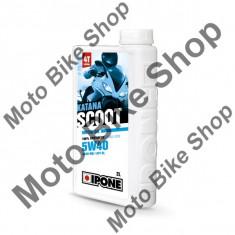 MBS Ulei scuter 4T Ipone Katana Scoot 5W40 100% Sintetic - JASO MB -API SL, 2L, Cod Produs: 800382IP - Ulei motor Moto