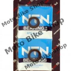 MBS Kit rulmenti ambielaj 25x68x12 Piaggio/Gilera 125-180 2T, Cod Produs: 100200712RM - Kit rulmenti Moto