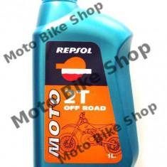 MBS Ulei Repsol Off Road 2T 1L, Cod Produs: 002816 - Ulei motor Moto