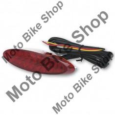 MBS Stop spate enduro LED, pentru KA03791, PPO01219, PP01219K, Cod Produs: 20100739PE - Stopuri Moto