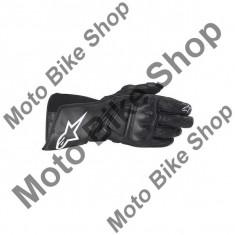 MBS Manusi piele fete Alpinestars Stella SP-8 Black, negru, L, Cod Produs: 351831310LAU