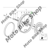 MBS Piulita spita roata BMW F650, Cod Produs: 36312345808BM