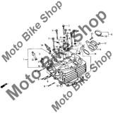 MBS Garnitura chiuloasa 1989 Honda TOURIST TROPHY (GB500) #4, Cod Produs: 12251MK6671HO