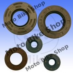 MBS Kit semeringuri ulei motor Aprilia Leonardo/Scarabeo 125 - Athena, Cod Produs: 7355381MA - Simeringuri Moto